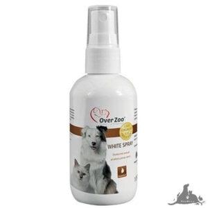 OVER ZOO WHITE SPRAY 100 ML Wszystkie >Psy >Kosmetyki i Pielęgnacja dla Psa >Szampony i Odżwyki dla Psa,Wszystkie >Koty >Kosmetyki i Pielęgnacja dla Kota >Szampony i Odzywki dla Kota ( 5901157040725 )