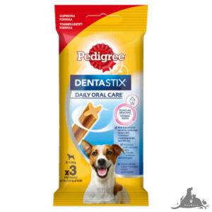 PEDIGREE DENTASTIX CODZIENNA PIELĘGNACJA JAMY USTNEJ MAŁE RASY 45 G ( 3 SZT)PEDIGREE DENTASTIX CODZIENNA PIELĘGNACJA JAM Wszystkie >Psy >Kosmetyki i Pielęgnacja dla Psa >Higiena Jamy Ustnej  dla Psa ( 5998749106877 )