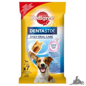 PEDIGREE DENTASTIX CODZIENNA PIELĘGNACJA JAMY USTNEJ MAŁE RASY 110 G ( 7 SZT) Wszystkie >Psy >Kosmetyki i Pielęgnacja dla Psa >Higiena Jamy Ustnej  dla Psa ( 5998749108147 )