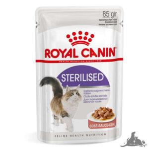 ROYAL CANIN STERILISED 85 G SOS SASZETKA Wszystkie >Koty >Karma Mokra dla Kota ( 9003579311301 )