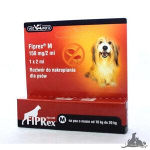 FIPREX KROPLE M Wszystkie >Psy >Zdrowie  dla Psa >Na pchły i Kleszcze dla Psa ( 5909997066677 )
