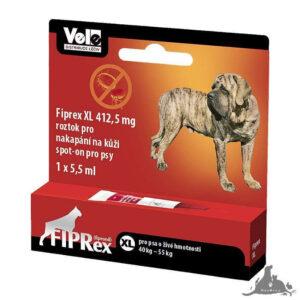 FIPREX KROPLE XL Wszystkie >Psy >Zdrowie  dla Psa >Na pchły i Kleszcze dla Psa ( 5909997066707 )