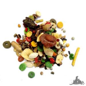KAMELEON RARYTAS GRYZOŃ OWOCOWY Wszystkie >Gryzonie >Pokarm dla Gryzoni ( 5907530493485 )