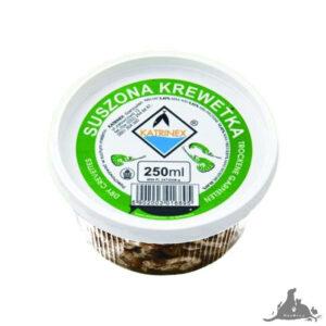 KATRINEX KREWETKA 250 ML Wszystkie >Gady >Pokarm dla Gadów ( 5902003016895 )
