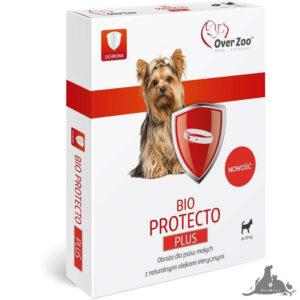 OVER ZOO OBROŻA DLA PSÓW 35 CM BIO PROTECTO PLUS DO 10 KG Wszystkie >Psy >Zdrowie  dla Psa >Na pchły i Kleszcze dla Psa ( 5903293701232 )