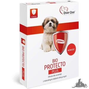OVER ZOO OBROŻA DLA SZCZENIĄT 35 CM BIO PROTECTO PLUS Wszystkie >Psy >Zdrowie  dla Psa >Na pchły i Kleszcze dla Psa ( 5903293701270 )