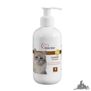 OVER ZOO SZAMPON DLA KOTÓW 250 ML Wszystkie >Koty >Kosmetyki i Pielęgnacja dla Kota >Szampony i Odzywki dla Kota ( 5901157040619 )
