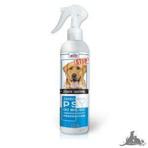SUPER BENO AKYSZEK DOG STOP STRONG ZNIECHĘCAJĄCY 400 ML Wszystkie >Psy >Akcesoria dla Psa >Odstraszacze I Neutralizatory dla Psa ( 5905397018254 )