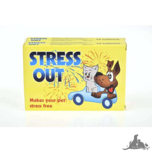 STRESS OUT (NA USPOKOJENIE) 10 TAB Wszystkie >Psy >Zdrowie  dla Psa >Witaminy i Odżywki dla Psa,Wszystkie >Koty >Zdrowie dla Kota >Witaminy i Odżywki dla Kota ( 5901742085087 )