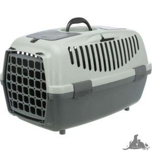 TRIXIE BOX BE ECO CAPRI 3 TRANSPORT ZIELONY S 40 X 38 X 61 MAX 12 KG Wszystkie >Psy >Akcesoria dla Psa >Transportery dla Psa ( 4011905398075 )