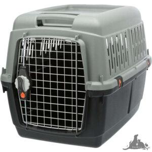 TRIXIE BOX BE ECO GIONA 4 TRANSPORTET ANTRACYT/SZARY/ZIELONY S-M: 50 X 51 X 70 cm Wszystkie >Psy >Akcesoria dla Psa >Transportery dla Psa (  )