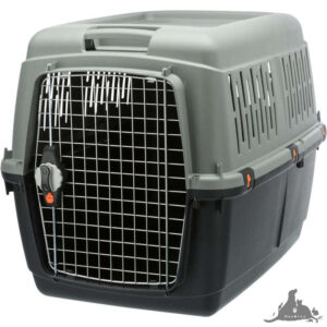 TRIXIE BOX BE ECO GIONA 5 TRANSPORTET ANTRACYT/SZARY/ZIELONY M:60 X 61 X 81 CM Wszystkie >Psy >Akcesoria dla Psa >Transportery dla Psa ( 4011905398938 )