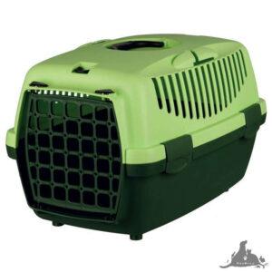 TRIXIE BOX TRANSPORTOWY CAPRI 1 ZIELONY Wszystkie >Psy >Akcesoria dla Psa >Transportery dla Psa,Wszystkie >Koty >Akcesoria dla Kota >Transportery dla Kota ( 4011905398143 )
