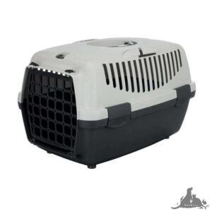 TRIXIE BOX TRANSPORTOWY CAPRI 2 SZARY Wszystkie >Psy >Akcesoria dla Psa >Transportery dla Psa ( 4011905398211 )
