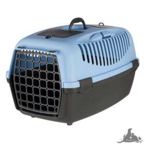 TRIXIE BOX TRANSPORTOWY CAPRI 3 NIEBIESKI Wszystkie >Psy >Akcesoria dla Psa >Transportery dla Psa ( 4011905398327 )