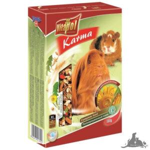 VITAPOL ŚWINKA 500 G Wszystkie >Gryzonie >Pokarm dla Gryzoni ( 5904479013002 )