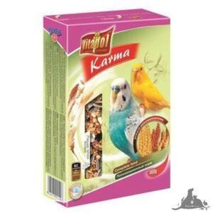 VITAPOL FALISTA 500 G Wszystkie >Ptaki >Pokarm i Przysmaki dla Ptaków >Papużka Falista ( 5904479021007 )