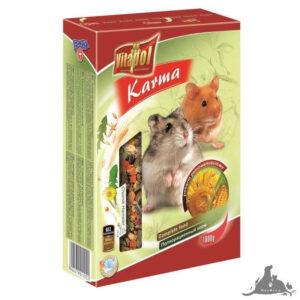 VITAPOL CHOMIK 1 KG Wszystkie >Gryzonie >Pokarm dla Gryzoni ( 5904479011022 )