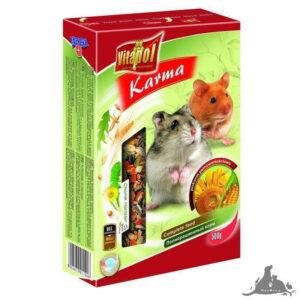 VITAPOL CHOMIK 500 G Wszystkie >Gryzonie >Pokarm dla Gryzoni ( 5904479011008 )