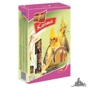 VITAPOL NIMFA 1 KG Wszystkie >Ptaki >Pokarm i Przysmaki dla Ptaków >Nimfa ( 5904479022028 )