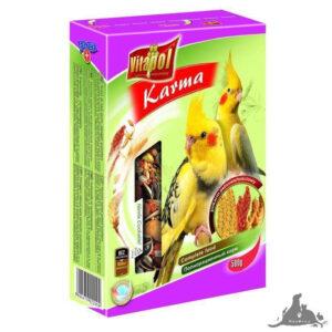 VITAPOL NIMFA 500 G Wszystkie >Ptaki >Pokarm i Przysmaki dla Ptaków >Nimfa ( 5904479022004 )